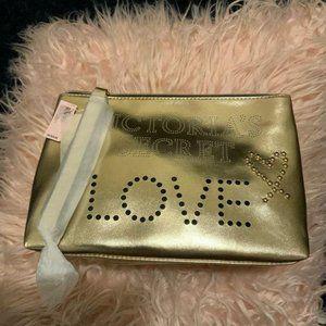 Victoria secret cosmetics bag new